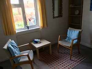 About Counselling. Room Picture